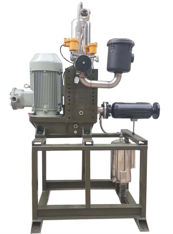 立式联排爪型干式真空泵
